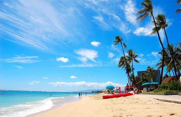 とことん遊び尽くせるハワイで人気な定番リゾートビーチを紹介!