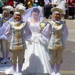 ディズニーランドで結婚式を挙げたい!シンデレラ城で挙げられる!?