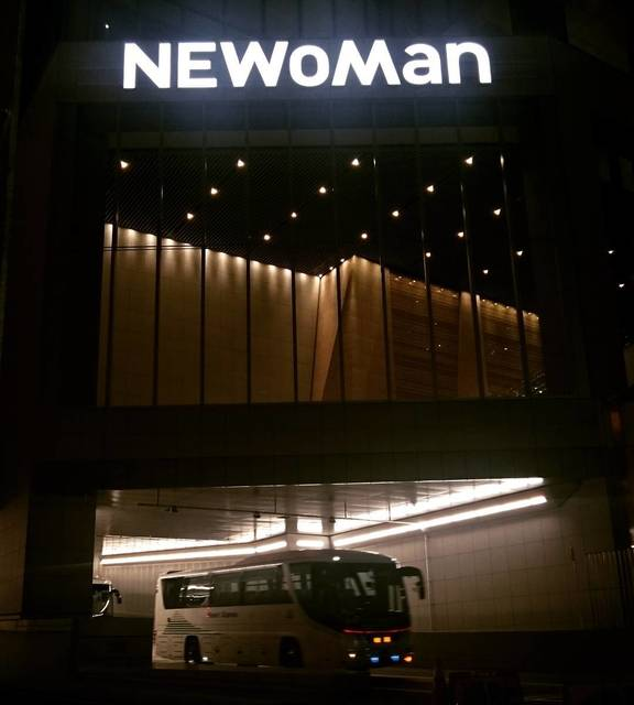東京のオシャレな新スポット、新宿「NEWoMan」のおススメ店
