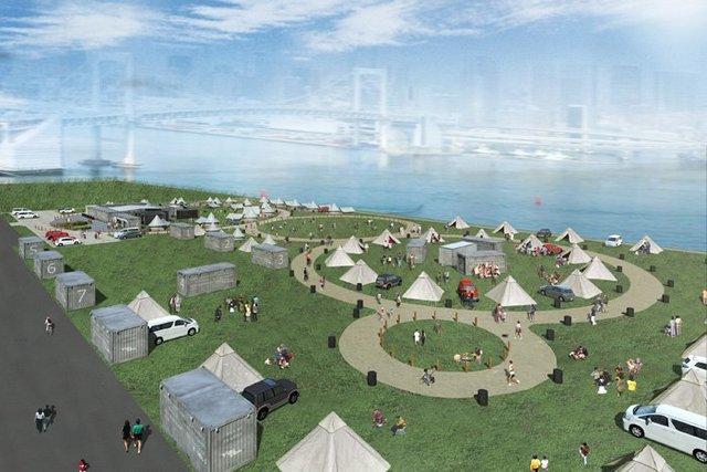 都会でできるキャンプ!アーバングランピングを楽しもう
