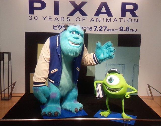 スタジオ設立30周年記念ピクサー展 東京・長崎で開催