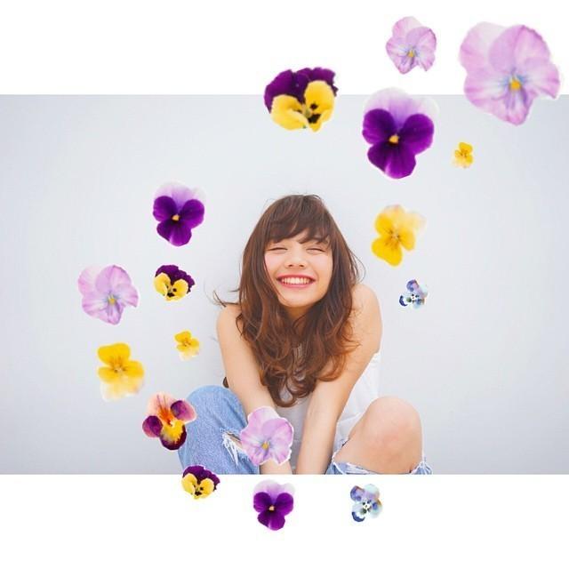 花×植物に「マット素材」を乗せてみた!草花×マットネイルの最新デザイン*