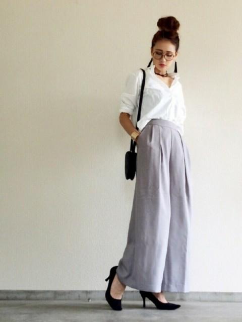 この秋ワイドパンツでゆったりファッションを楽しむ方法