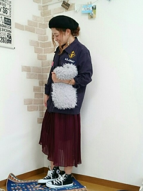 プチプラなのに上級コーデを演出♪おシャレ便利なバッグはこれ!