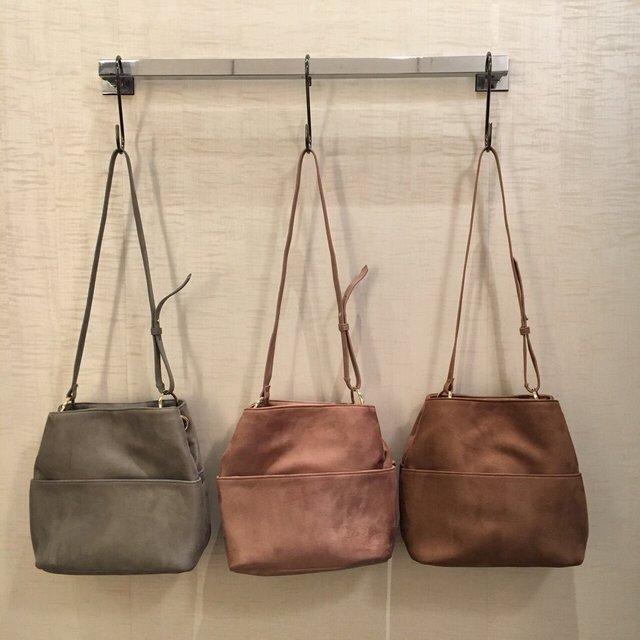 この秋トレンドのバッグで人気者コーディネートをご紹介