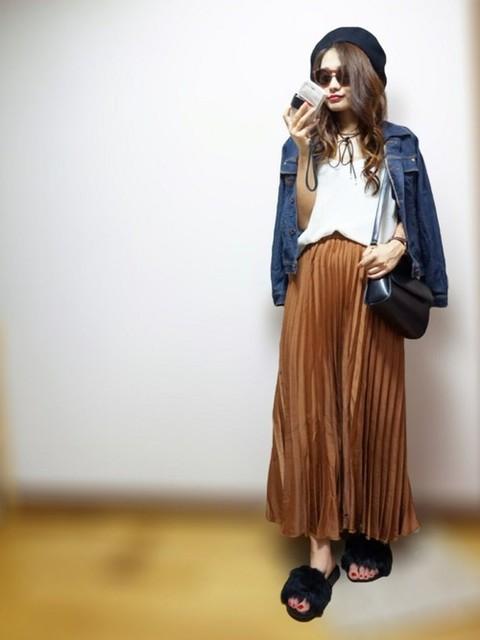 プチプラguでおしゃれファッションをつくる優秀アイテム