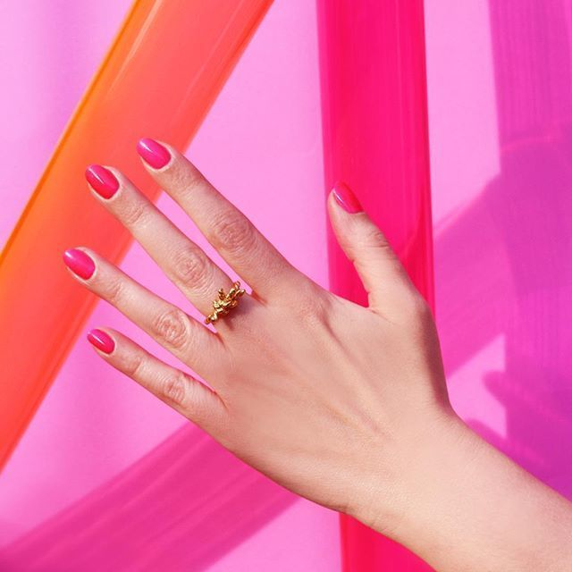 大人女子におすすめのピンクネイルマニキュア5選♡