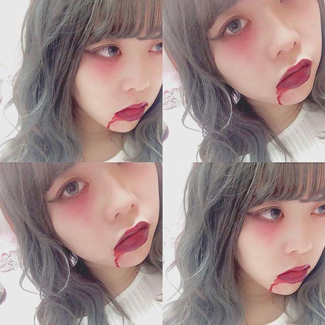 【※閲覧注意?!】<痛々しさ100%>傷×ハロウィン「グロネイル」特集!