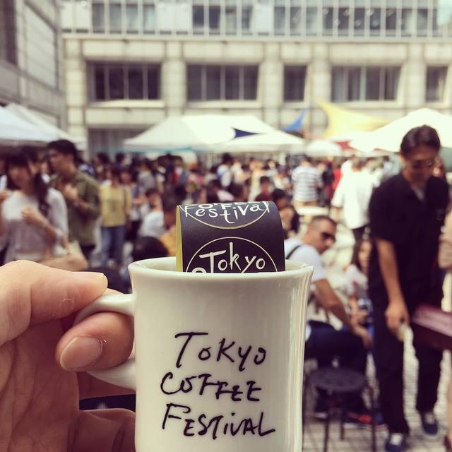 【11月に開催決定】コーヒー好きなら行きたい青山のコーヒーフェス
