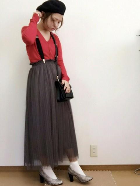 誰でも似合う!?魅力的なロングスカートが今のトレンド♡