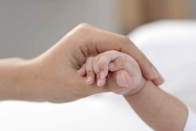 子育てママ必見!ママと赤ちゃんのネイル事情