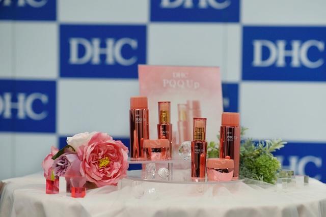 DHCマーケティング展示会&PQQアップシリーズセミナーに潜入♡