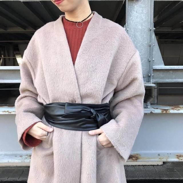 買う前に見ておきたい〝サッシュベルト〟を使ったコーディネート術♡