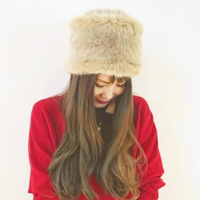 ふわもこ可愛いロシアン帽を使った2016年おすすめの冬コーデ♡