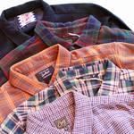 古着屋の定番アイテム〝ネルシャツ〟を使ったレディースコーデ7選♡
