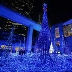 【360°画像あり】クリスマスデートにおすすめ!六本木・汐留エリアのイルミネーションスポット♡
