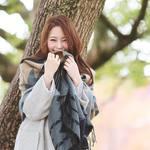着まわし抜群の冬のマストアイテム♡大判ストールを使った冬コーデ7選