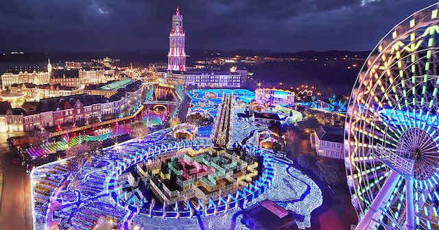 1300万球の光の世界♡ハウステンボス〝光の王国〟の魅力に迫る!