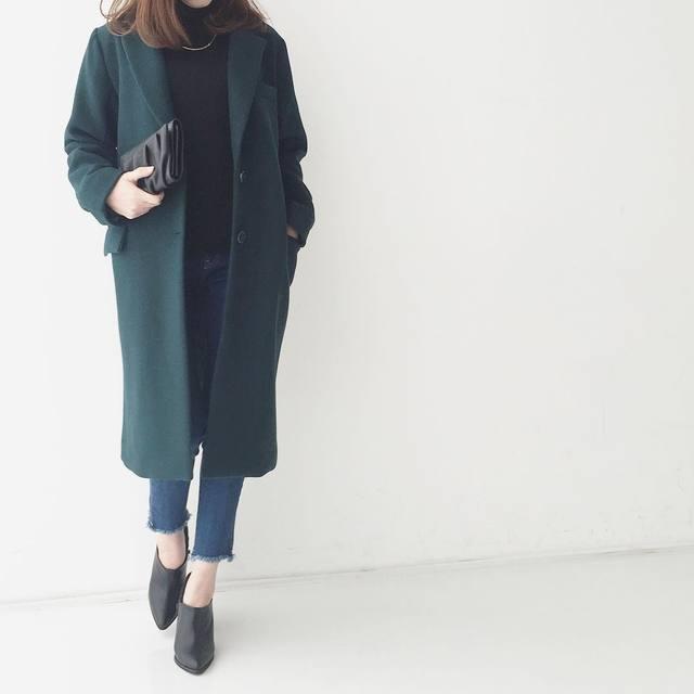 冬はロング丈で魅せる♡チェスターコートを使った2017冬コーデ7選