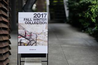 「2017 FW COLLECTION 展示会」でCHARI&CO代表にインタビュー