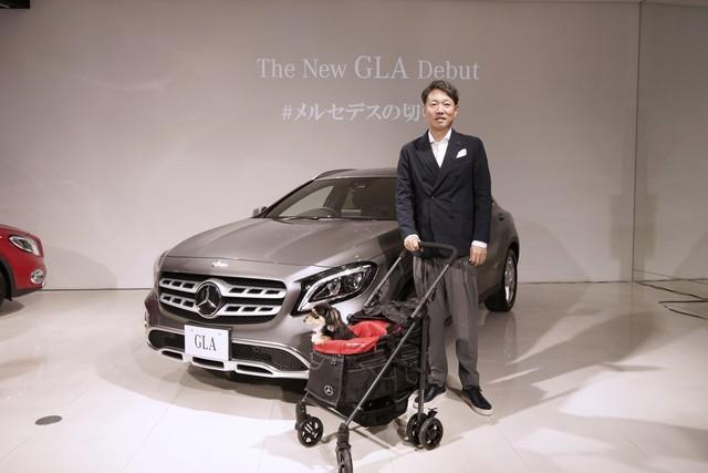 「メルセデス・ベンツ」が新型GLAを発表!デザイン、性能がよりSUVらしく進化