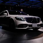 世界最高の量産車「新型メルセデス・マイバッハ Sクラス」を発表