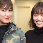 E-girls藤井夏恋と山口乃々華の休日の過ごし方、アリーナツアーに対する意気込みとは