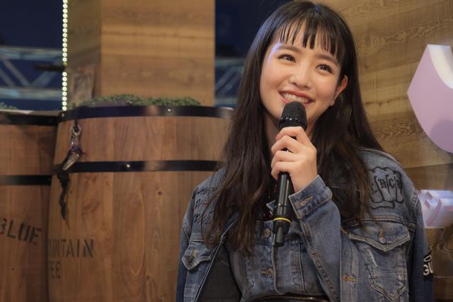 横田真悠がGirlsAwardの公開収録で語った、同世代から愛される秘訣とは