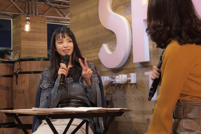 ティーンのカリスマ横田真悠が仕事で心掛けていることや今後の目標を語る