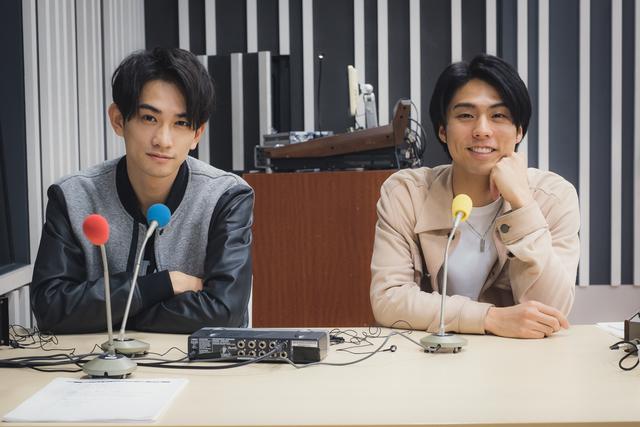 劇団EXILEメンバー、町田啓太と小野塚勇人が話題のキーワード「エモいアプリ」「男性の嘘」本音を語る
