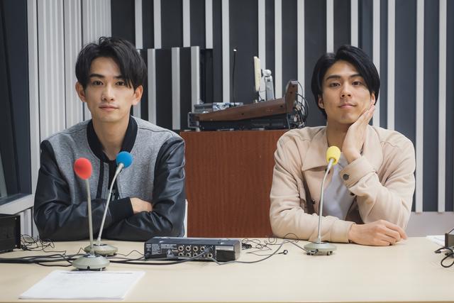町田啓太と小野塚勇人がご褒美に食べる物や「女子が冷める男性の行動」について語る