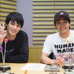劇団EXILEの鈴木伸之と佐藤寛太が頭ポンポン最強説や好きな匂いについて語る