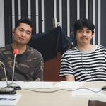 青柳翔と八木将康が男性のTシャツ事情や北海道で楽しみにしているおにぎりについて語る