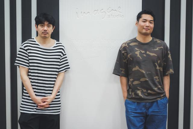 青柳翔と八木将康が「レンタル派or買う派」についてや劇団メンバーのお酒事情について語る