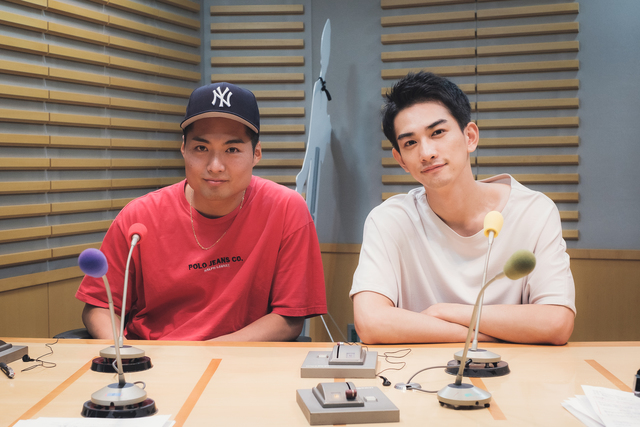 劇団EXILEの八木将康と町田啓太が男の自撮りと色気について考える