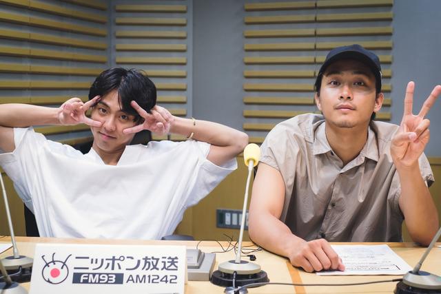 劇団EXILEの小野塚勇人と佐藤寛太が「滑舌がよくなる早口言葉」や回転寿司で人気のネタについて語る