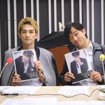 小澤雄太と町田啓太が30代になって気づくこと、文房具を使った心理テストに挑戦