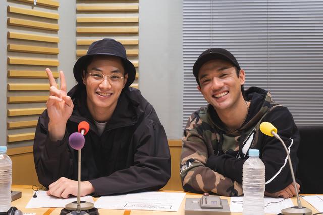 小澤雄太と鈴木伸之が、リスナーからの質問やYou Tubeについて語る