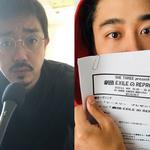 劇団EXILEの青柳翔と佐藤寛太が、模範的な謝罪の仕方や兄弟との関係について語る