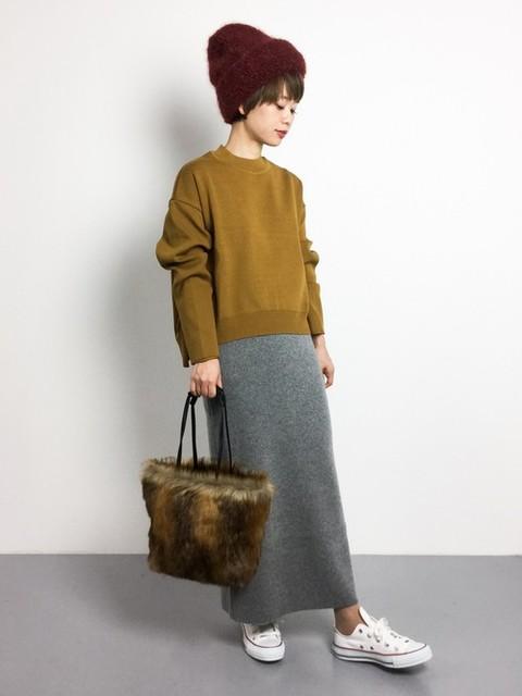 yuki(ZOZOTOWN)|UNITED TOKYOのニット/セーターを使ったコーディネート - WEAR (5647)