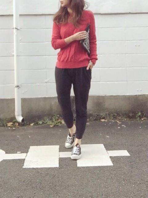 YUKI|ユニクロのGIRLS パンツ・スカートを使ったコーディネート - WEAR (11113)