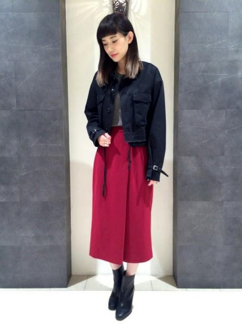 OGATA(HAREアミュプラザ博多店)|HAREのミリタリージャケットを使ったコーディネート - WEAR (11167)
