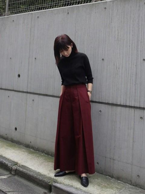 MariNakamura|RIM.ARKのパンツを使ったコーディネート - WEAR (11173)