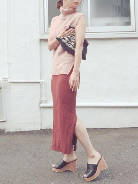 YUKI|ユニクロのスカートを使ったコーディネート - WEAR (11224)