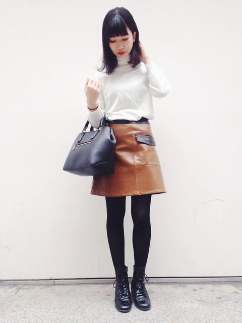 akane.N(goocy)|goocyのスカートを使ったコーディネート - WEAR (12019)