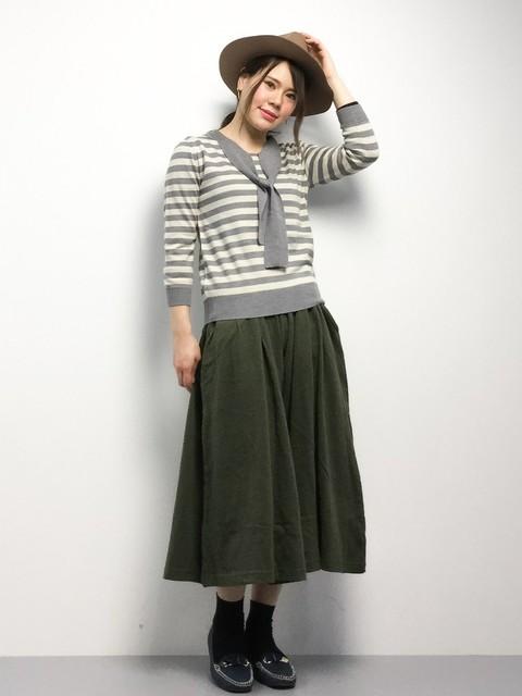 natsumi imai(ZOZOTOWN)|Spick & Spanのニット/セーターを使ったコーディネート - WEAR (13334)