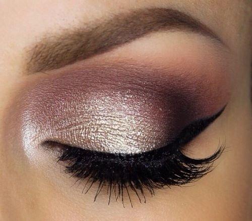 Eyes girls !!! 💜💖💋🎀👗👑. by b e l l a ➳   We Heart It (470285)