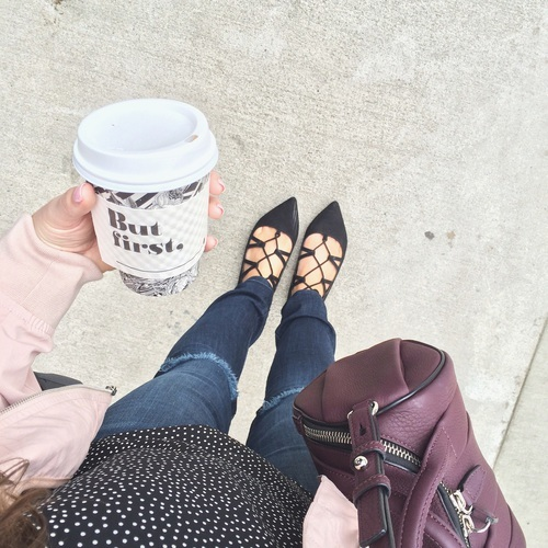 May your coffee be strong and your Monday be short! ☕️   via @chelseapearl chelseapearl.com by Chelsea   We Heart It (480696)