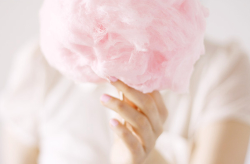 others creative inspirational   We Heart It   pink, cotton candy, and candy (511047)