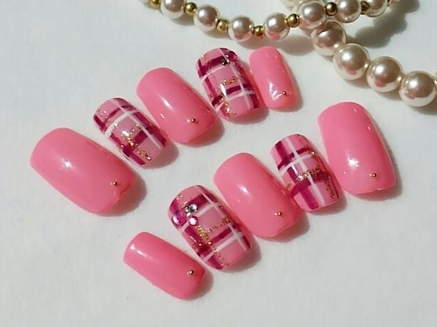 クレヨンピンクは基本のピンク